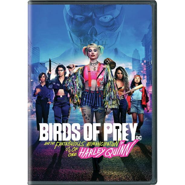 Harley Quinn Birds Of Prey Dvd Walmart Com Walmart Com