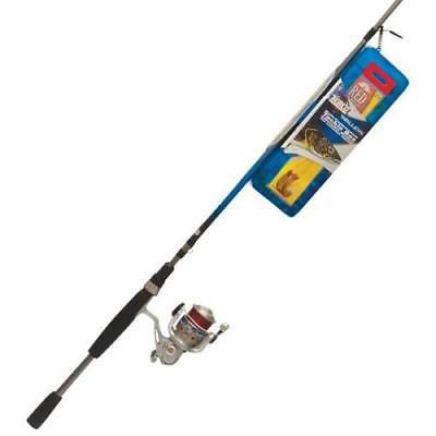 Zebco Ready Tackle Series Combo Walleye (Best Walleye Rod And Reel Combo)