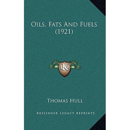 1921 Oil (Oils, Fats and Fuels (1921))