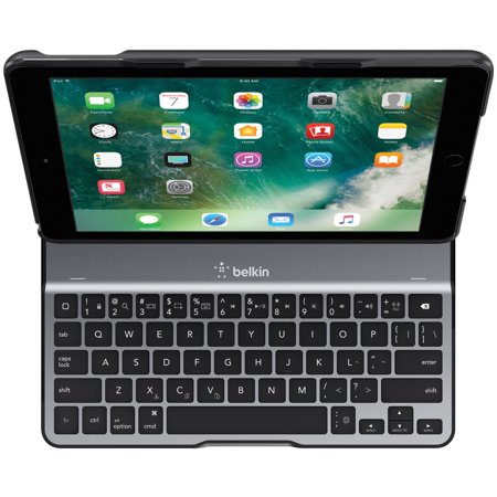 Belkin F5L904ttBLK QODE Ultimate Lite Keyboard Case for iPad 9.7-Inch 6th