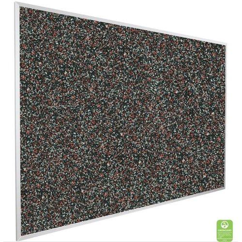 MooreCo Best-Rite  Rubber-Tak tackboard Wall Mounted Bulletin Board