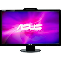 "ASUS 27"" Widescreen LCD Monitor with Webcam, Black (VK278Q)"