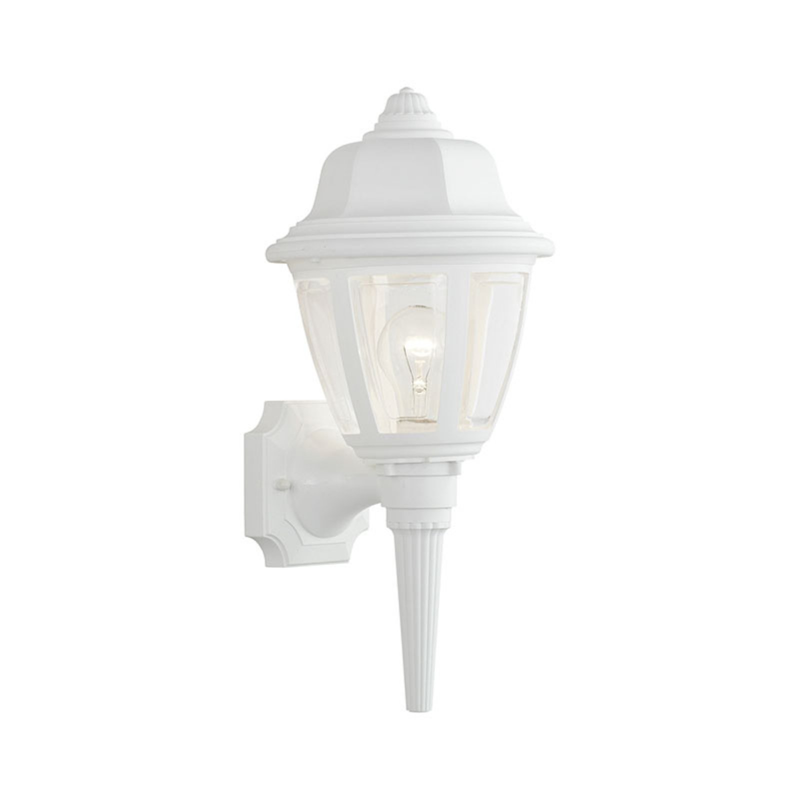 Thomas Lighting Outdoor Essentials Armed Outdoor Wall Lantern by ELK
