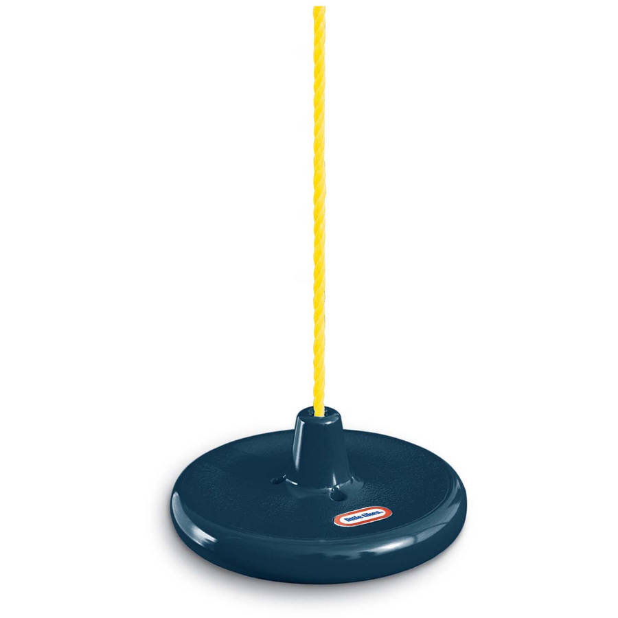 Little Tikes Disc Swing Blue Walmart Com