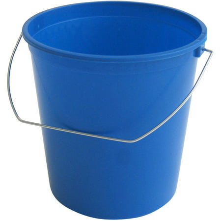 Argee 2.5 Quart Blue Bucket, 12-Pack