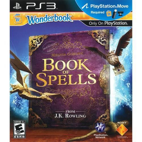 Wonderbook: Book Of Spells (PS3)