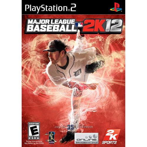 Major League Baseball 2K12 (PS2)