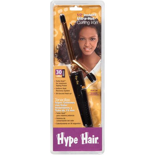 "Conair Hype Hair Instant Ultra-Hot .5"" Curling Iron, Model 2010HCS"