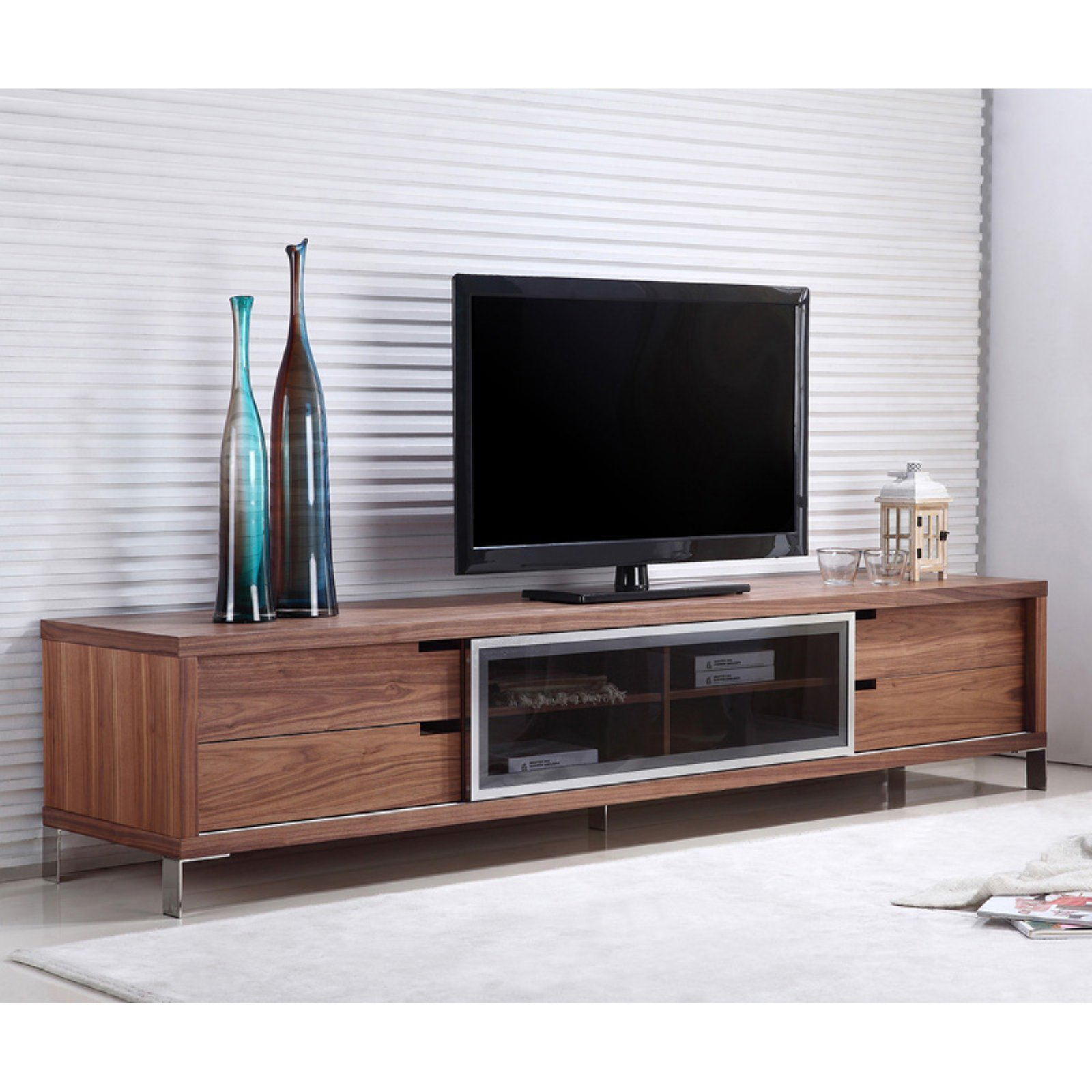 Casabianca Furniture Duke 94 in. TV Stand