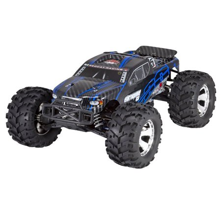 Redcat Racing Earthquake 3.5 1/8 Scale Nitro RC Remote Control Monster Truck (1/8 Nitro Off Road Car)