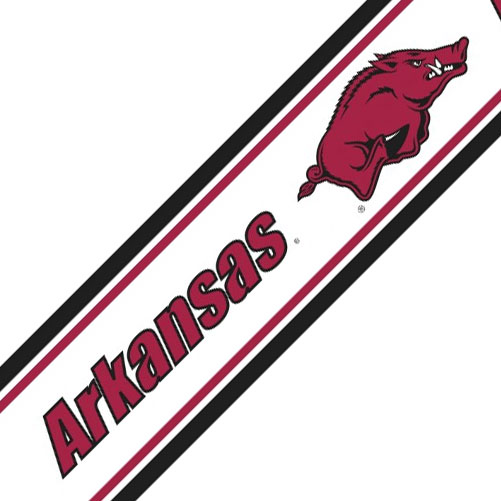 Arkansas Peel and Stick Wallpaper Border
