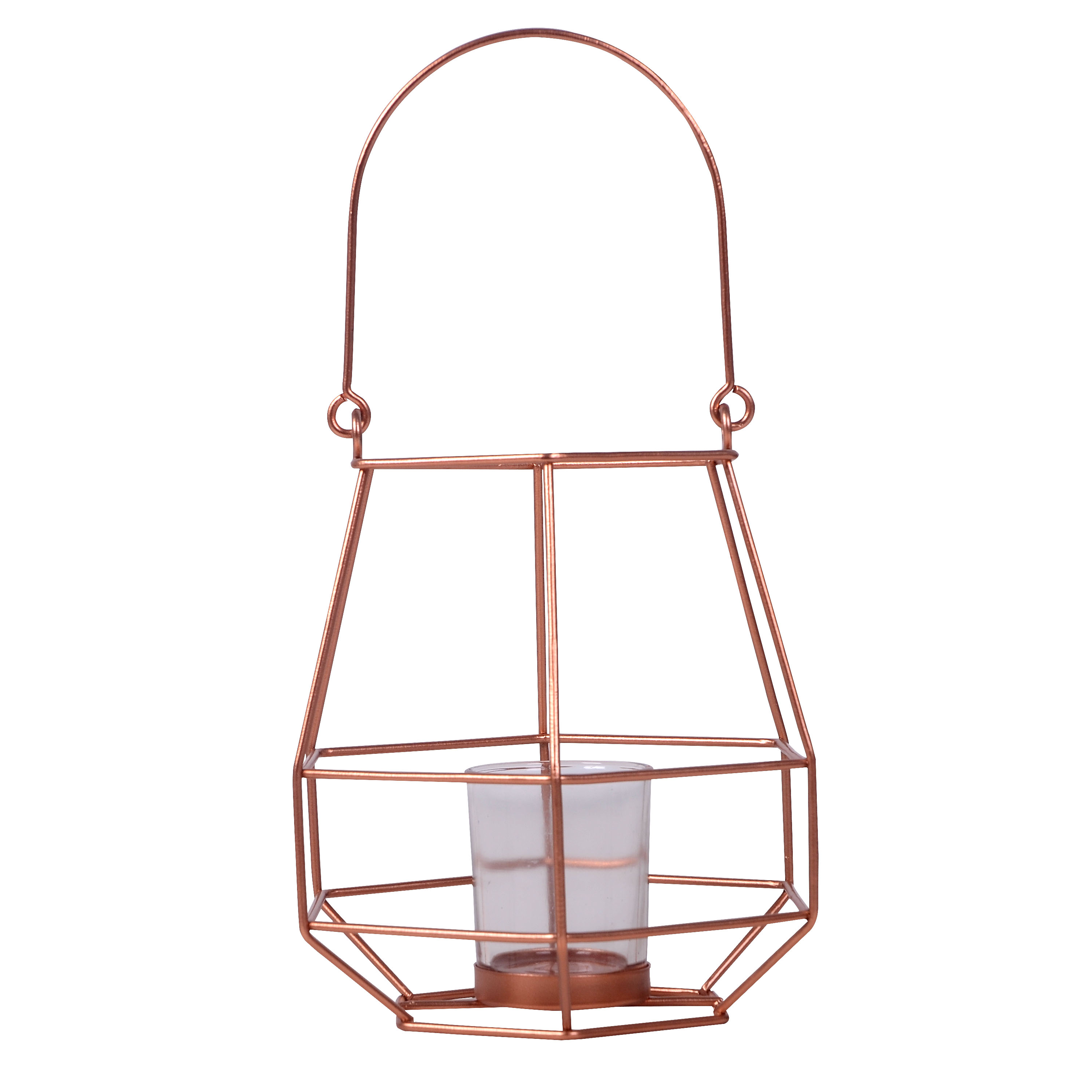 Better Homes & Gardens Copper Cage Votive Candle Holder by TESTRITE INTERNATIONAL CO LTD