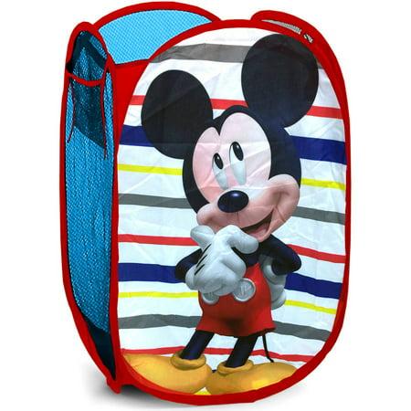 Disney Mickey Mouse Clubhouse Pop Up Hamper Walmart Com