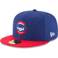 95647703bbcaa Product Image Chicago Cubs New Era Cooperstown Collection Wool 59FIFTY  Fitted Hat - Royal