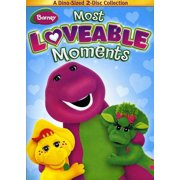 Barney: Most Loveable Moments by Trimark Home Video