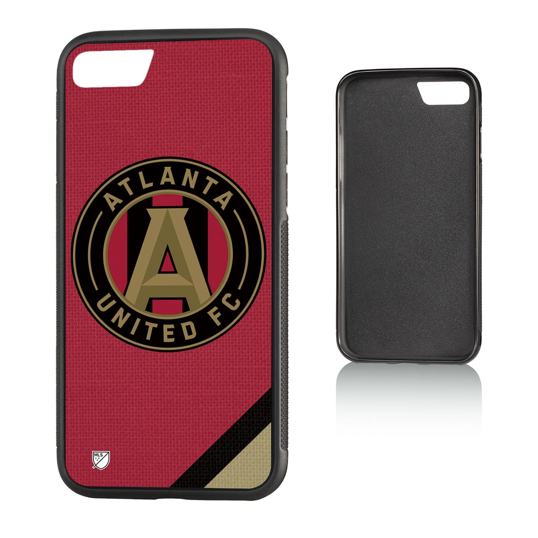 Atlanta United FC ATLUTD Solid Bump Case for iPhone 8 / 7