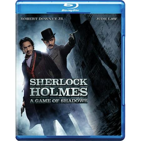 Sherlock Holmes: A Game Of Shadows (Blu-ray) (Sherlock Holmes A Game Of Shadows Rating)