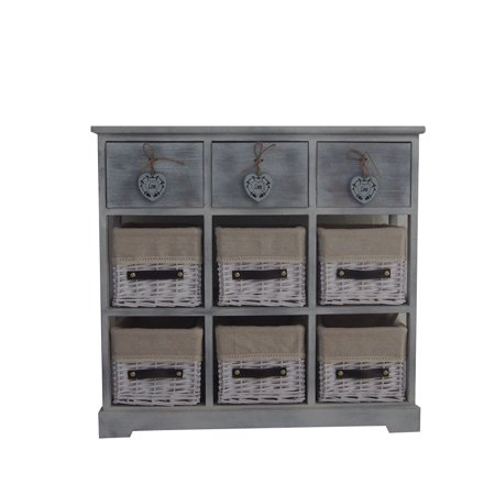 Country Style Storage Cabinet By Urban Port