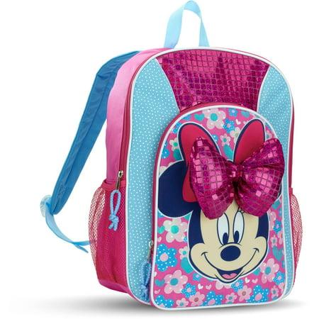 e99ee7b454af Minnie Mouse - Minnie Mouse Kids backpack - Walmart.com