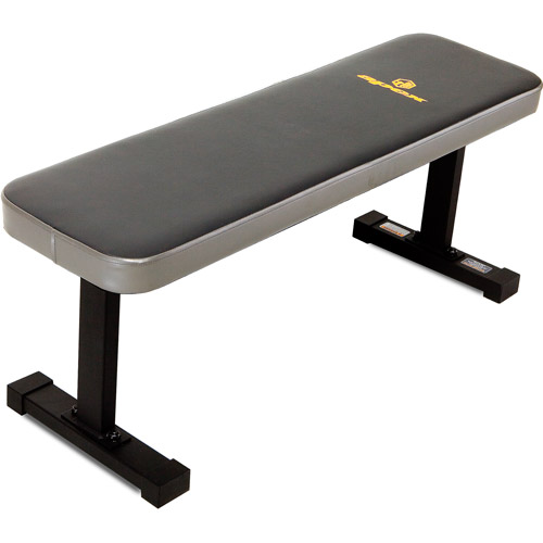 Apex Flat Weight Bench
