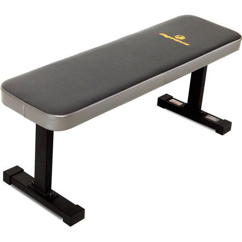 Apex Flat Weight Bench