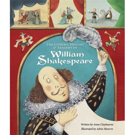 The Comedy History and Tragedy of William Shakespeare - Comedy And Tragedy