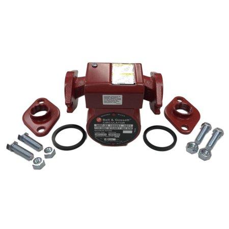 Bell & Gossett 103251 NRF-22 Cast Iron Circulator Pump 115V With 1