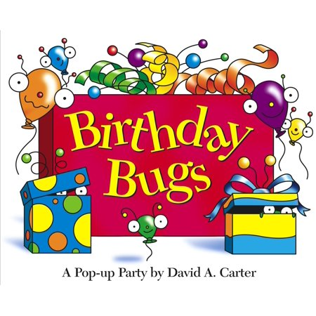 Birthday Bugs : A Pop-Up Party