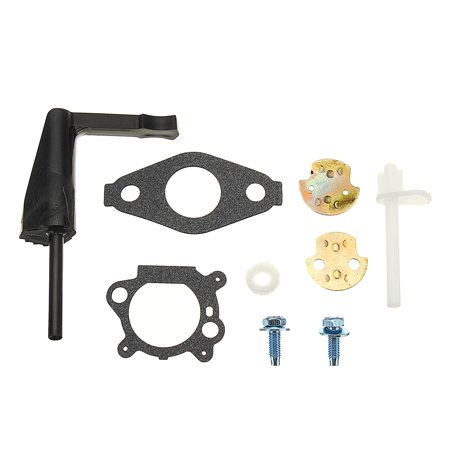 Carburetor Gasket Kit Replace 791077 For Briggs & Stratton 190 6 HP 206cc 5.5hp Engine  - image 3 of 7