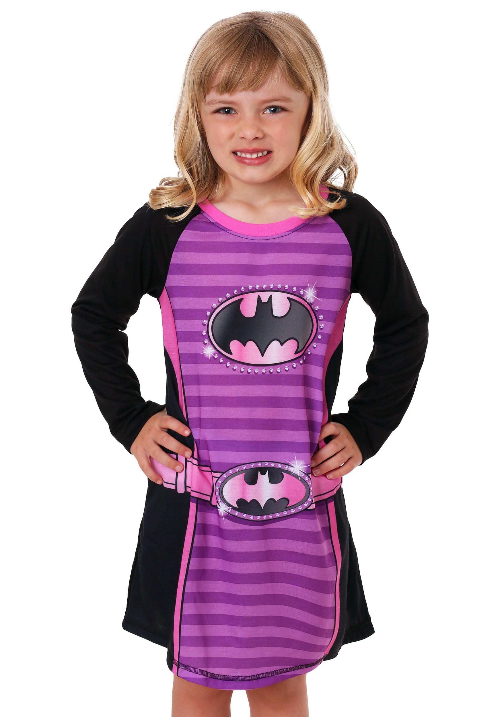 Batgirl Girl's Nightgown