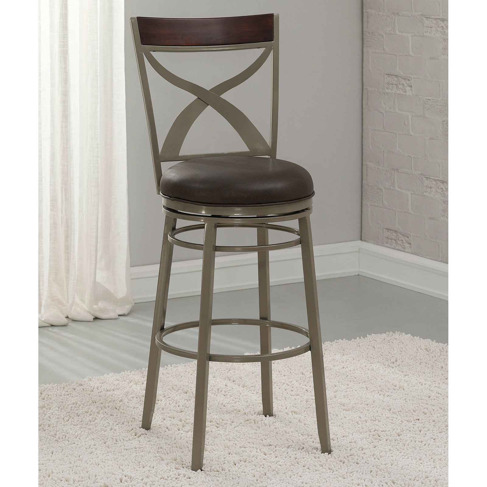 American Heritage Billiards Avalon Counter Stool by American Heritage Billiards