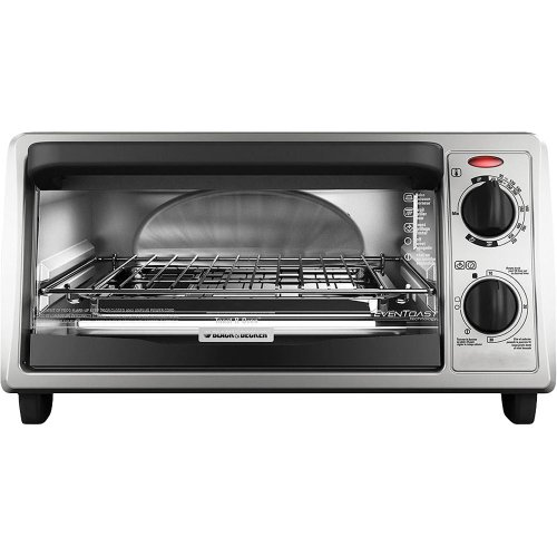 Black & Decker To1322sbd Toaster Oven - Toast, Broil, Bake, Keep Warm - Stainless Steel (to1322sbd)