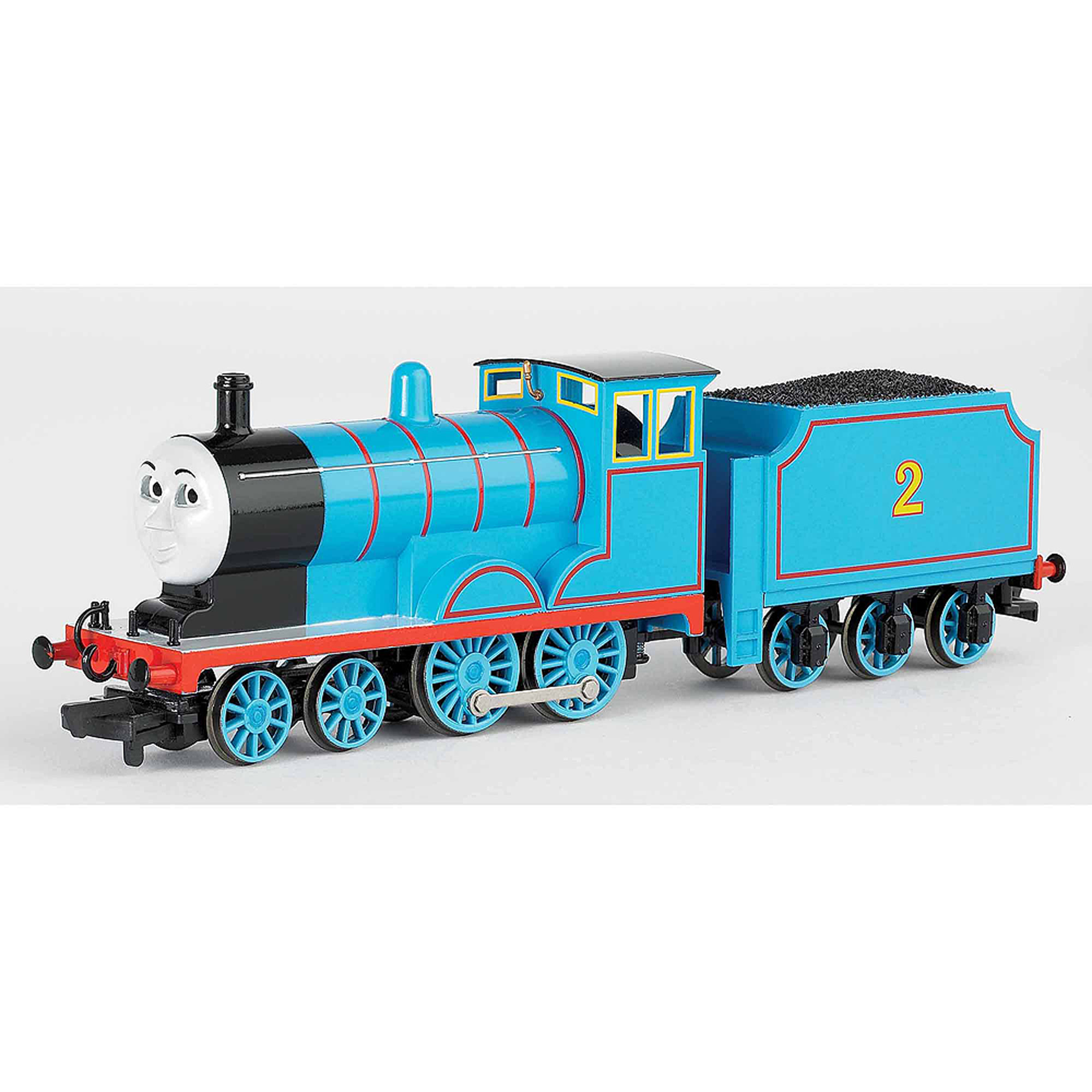 Bachmann Trains Thomas and Friends Edward Locomotive with Moving Eyes, HO Scale Train