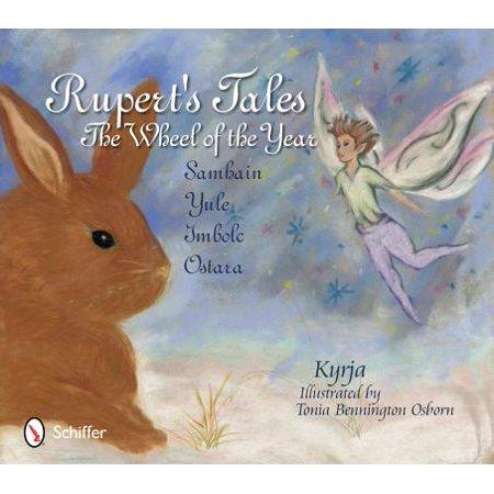 Rupert's Tales : The Wheel of the Year - Samhain, Yule, Imbolc, and Ostara - Samhain To Halloween