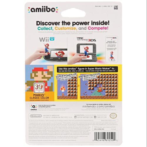 Nintendo NVLCAFAA Amiibo Mario Classic Color