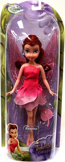 Disney Fairies Tinker Bell & The Great Fairy Rescue Rosetta Doll by