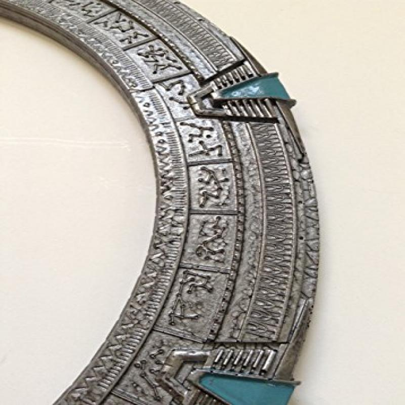 "Stargate Atlantis Replica (Prop/Model) 11.25"" Diameter"