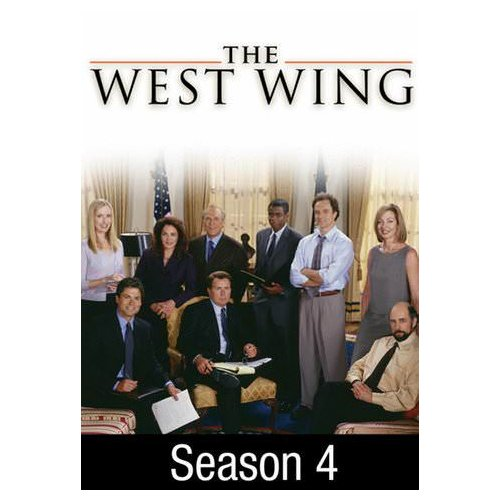 The West Wing: Season 4 (2002)