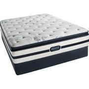 Beautyrest Recharge Battle Creek Plush Pillow Top Mattress-Queen