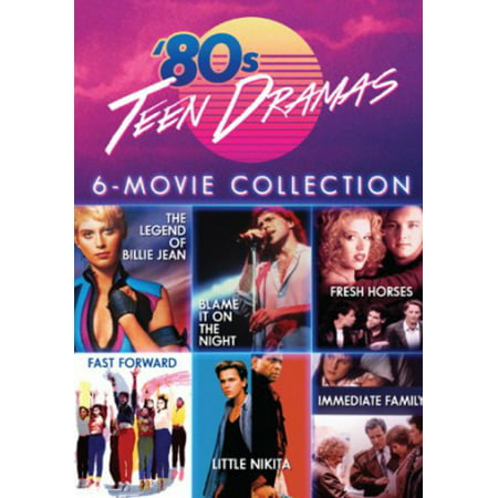 '80s Teen Dramas - 6 Movie Set