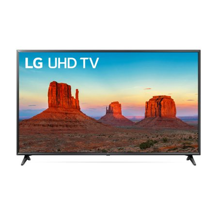 "LG 65"" Class 4K (2160P) Ultra HD Smart LED HDR TV 65UK6090PUA"