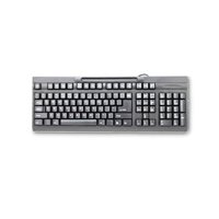 iMicro Basic USB Spanish Keyboard, Black