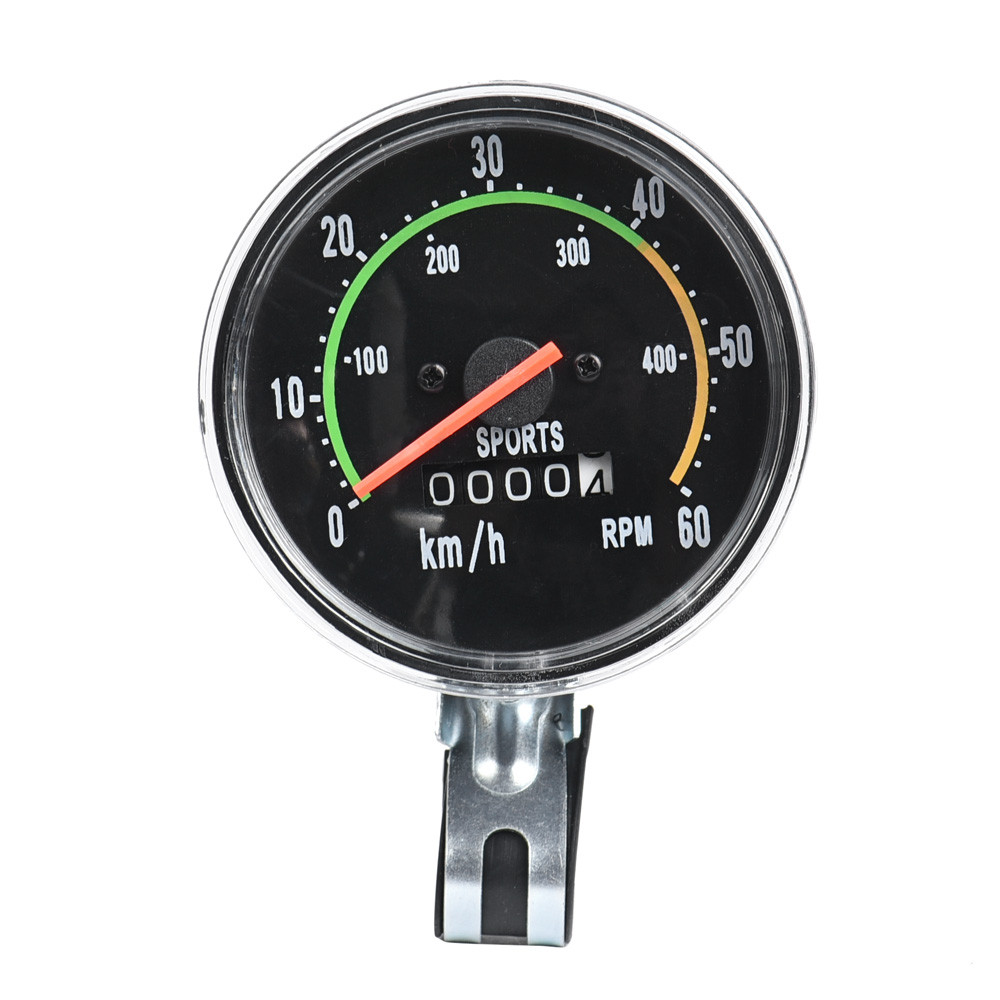 New Fashion Analog Speedometer odometer Classic Style for exercycle & Bike New