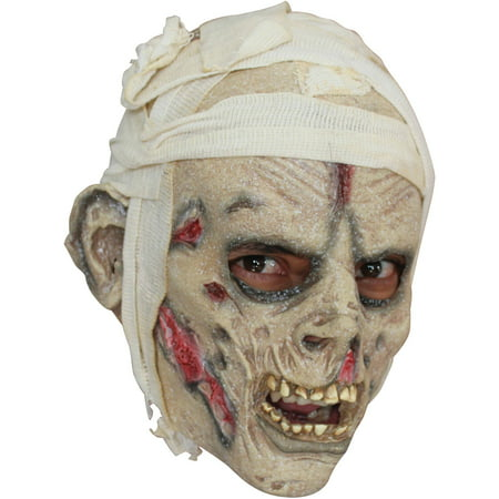 Mummy Latex Child Halloween Accessory - Mummy Halloween Face
