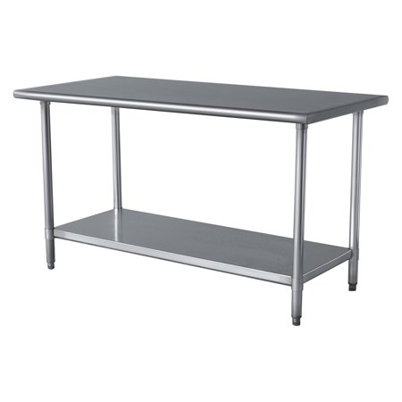 "Sportsman Series Stainless Steel Work Table, 24"" x 48"""