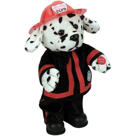 Chantilly Lane Blaze Dalmatian Firefighter