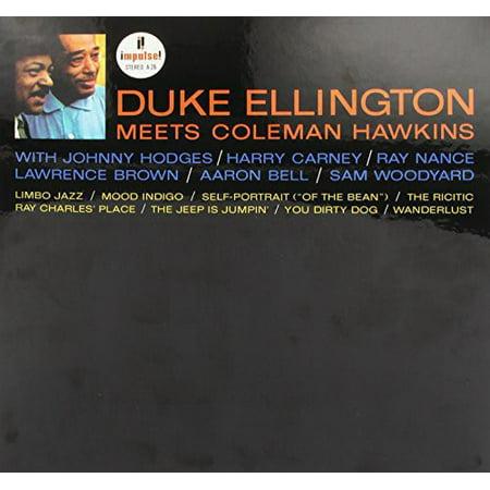 Duke Ellington Meets Coleman Hawkins  Vinyl