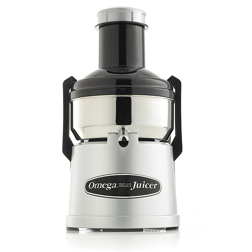 Omega BMJ330 Commercial 350W Stainless-Steel Pulp-Ejection Juicer