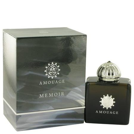 Amouage Memoir By Amouage Eau De Parfum Spray 3.4 oz - image 1 of 2