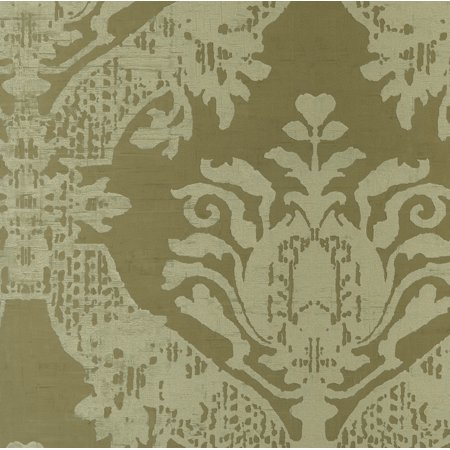 Patty madden by brewster hmy57585 harmony taupe davino wallpaper - Patty madden wallpaper ...